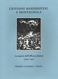 Giovanni Madersteig a Montagnola
